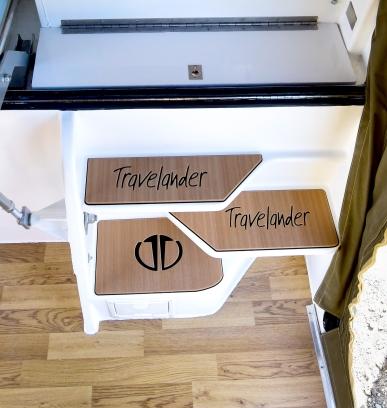 Travelander Steps